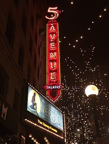 Give My Regards to Broadway!!!!