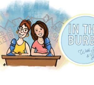 "This Week on  ""In the Burbs""  A new online Talk Show"