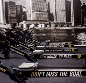 Row Row Row By: Gina Ryals Exercise Contributor to the Mezza
