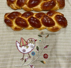 A Challah For You:  By Judy Goldberg